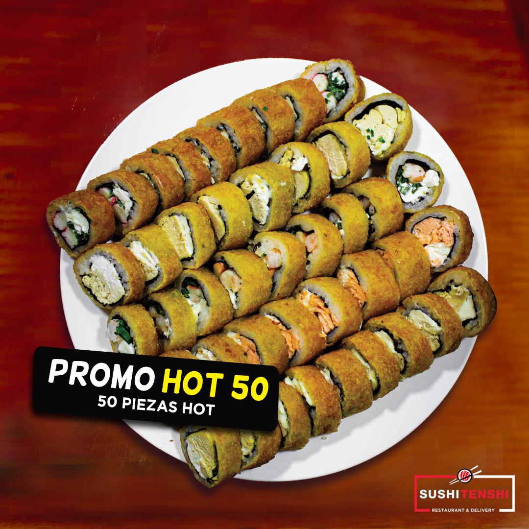 PROMO HOT 50